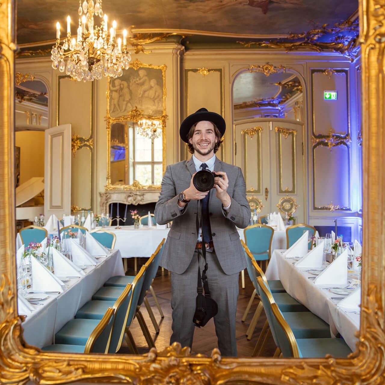 Über Pascal Dietrich, Hochzeiotsfotograf aus Weinheim