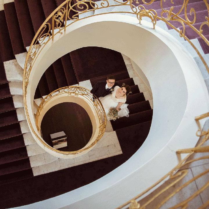 Hochzeitsfoto des Weinheimer Fotografen Pascal Dietrich