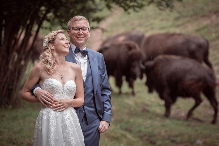 Hochzeitsfoto vom Lammershof in Birkenau nahe Weinheim von Pascal Dietrich